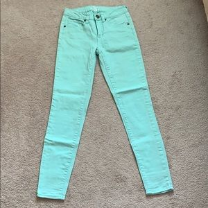 Bluenotes Cropped Skinny Jean